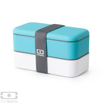 Bentobox Monbento original blauw