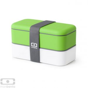 Bentobox MBORIGINAL groen