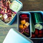 Witlof salade uit weekmenu 1   gobento.nl