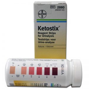 Ketostix en testers